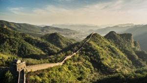 Huangyaguan, section of the Great Wall near Tianjin